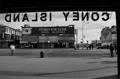 """Aloha Pictures By Alan Schoenauer Photographie D'art """" Coney Island New York """""""
