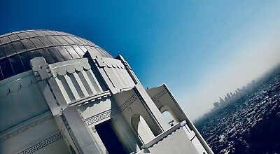 """Aloha Pictures By Alan Schoenauer Photographie D'art """" Observatory Los Angeles """""""