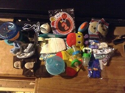 Large Lot Of Mixed Baby Items