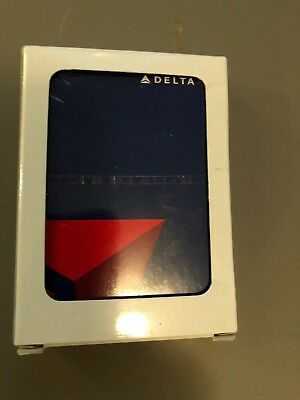 Delta Air Lines Sealed Playing Cards
