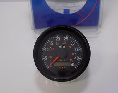 VDO 82-44040-000 Special Purpose Speedometer Bus City Transit