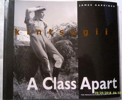 A Class Apart Private Pictures of Montague Glover James Gardiner vtg UK nude gay