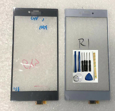"Original Outer Glass Touch Screen Digitizer For SONY Xperia R1/ R1 PLUS 5.2"" +3M"