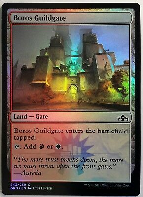 2x FOIL Chance for Glory Near Mint Magic mythic Boros Guilds of Ravnica GRN
