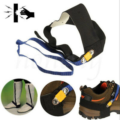 Adjustable Anti Static Rubber Foot Strap Ground Heel Electronic Discharge Belt