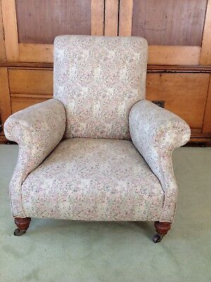 Victorian Lounge Chair Pick Up Williamstown 3016