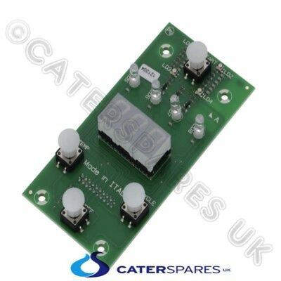 Comenda 121304 User Interface Pcb Control Board For Dishwasher Various Models