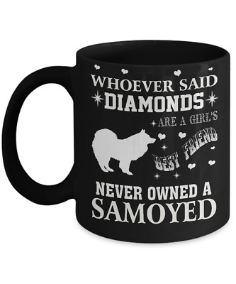 Samoyed Dog,Smiley,Sammy,Sobaka,Nenetskaya Laika,Bjelkier,Samoiedskay,Coffee Mug