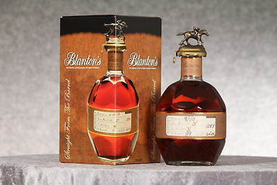 Blanton's Straight from the Barrel 0,7 ltr. (121,29 EUR/l)