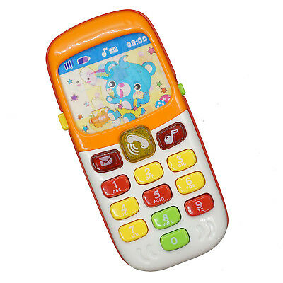 Cell Phone Toy lighting Music Mobile Early Education Camera Play Cellphone Chang