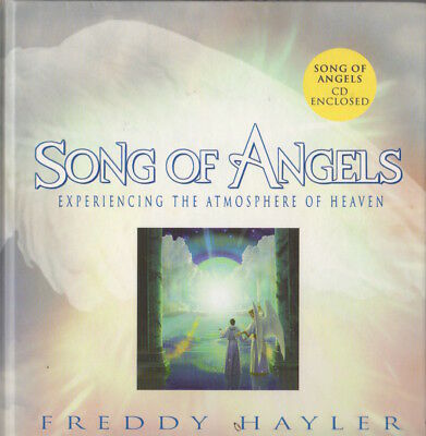 Song of Angels Experiencing the Atmosphere of Heaven Hardcover Book & Music CD