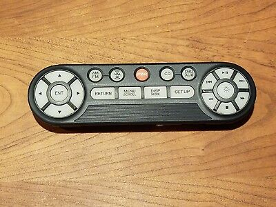 05 06 07 08 09 10 11 Honda Odyssey Pilot Acura MDX DVD Entertainment Remote OEM