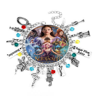 The Nutcracker And The Four Realms Charm Bracelet for Women Hand Chain Wristband