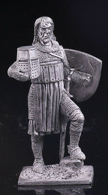 Teutonic knight | TIN TOY SOLDIER | METAL MODEL, FIGURE | M-217
