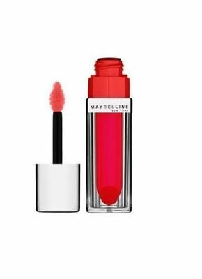 MAYBELLINE ELIXIR COLORSENSATIONAL LIP COLOR Red LIPSTICK 505 Signature Scarlet