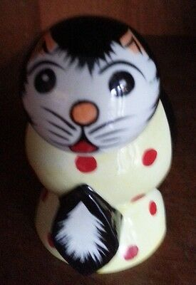 Lorna Bailey ROUNDY THE CAT FREE P&P Excellent condition #