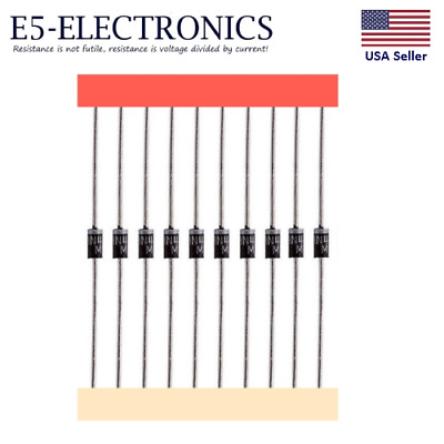 200pcs 20Value Rectifier Diode kit 1N4001 1N4007 1N5401 RL201 SR360 FR104 etc