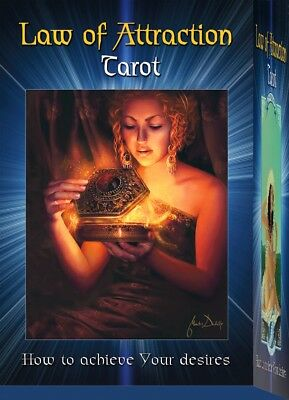 Lo Scarabeo Law Of Attraction Tarot Kit