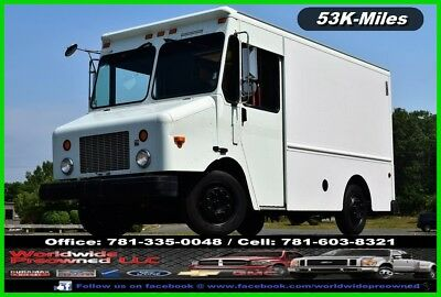 2004 Freightliner MT45  Box Truck 4.3L Mercedes Benz Diesel Delivery Van Step