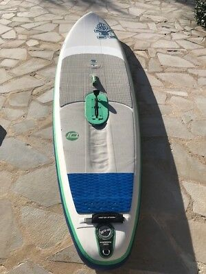 """Windsup (paddle+planche à voile) Starboard gonflable modèle Blend deluxe 11,2"""""""
