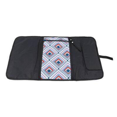 Baby Changing Pad Foldable Travel Toddler Diaper Mat Waterproof Nappy Bag G