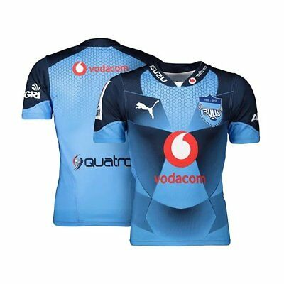 Blue Bulls 2019 Rugby Jersey Shirt Home South Africa NEW NWT ALL SIZES Puma