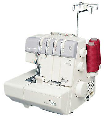 Instruction manual, janome mylock 634d: sewing parts online.