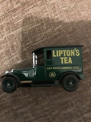 Autos & Lkw Modellbau Talbot Liptons Tea 1927 Matchbox Made In England By Lesney Nr 10