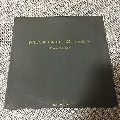 Mariah Carey - Fantasy *Promo* CD Single