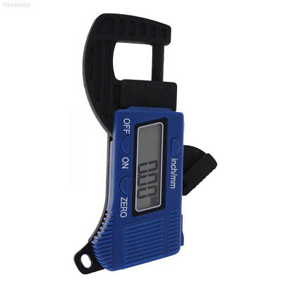 3E53 Electronic Thickness Gauge 0-12.7mm Portable Tester Meter ABS Home Caliper