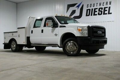 2011 Ford F-450  2011 Ford F-450 6.7 Diesel Service Truck Utility Bed