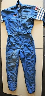 Simpson Racing Suit Nomex 2 Layer 1-Piece SFI 3.2A/5 Rated vintage used