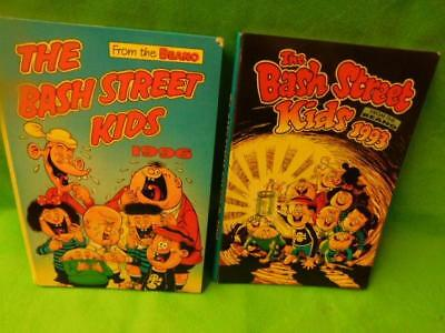 The Bash Street Kids Vintage Comic Annual 1993 1996 from the Beano UNCLIPPED