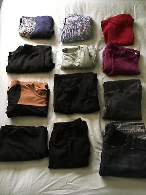 Maternity clothes bundle size 10/12 - Next, New Look, H&M and More