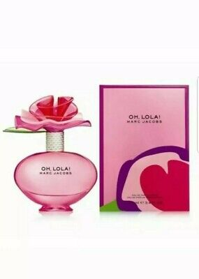 Marc Jacobs Oh Lola 100ml Edp Brand New RARE AND DISCONTINUED