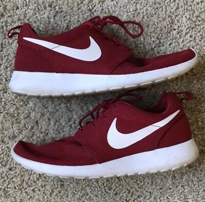 042983bd019f4 NIKE ROSHE ONE  Team Red  Mens Size 11.5 Rare JD sports Exclusive ...