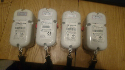 4x Lidco CM33 Hand Held Battery Medical Peristaltic Pumps / Flow Regulators