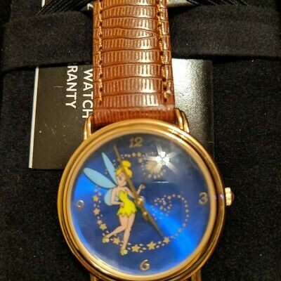 Limited Edition Tinker Bell Watch by Marc Davis NWT in original box