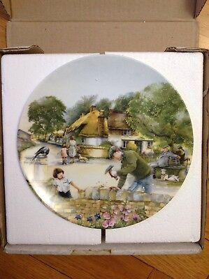 Royal Doulton The Dry Stone Waller Plate