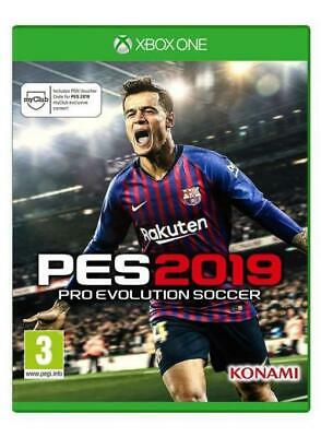Pro Evolution Soccer PES 2019 Xbox One