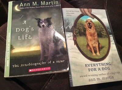 everything for a dog martin ann m