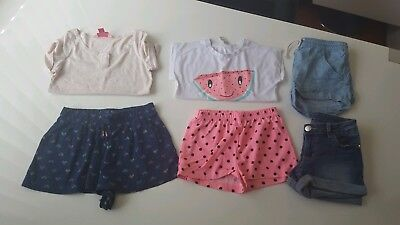 Girls Bulk lot Mixed Clothes Size 6 -8