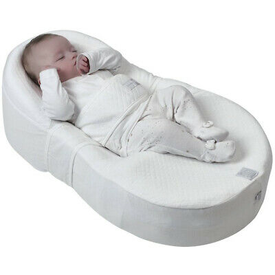 Cocoonababy Baby Infant Co Sleeping Bassinet White New Version