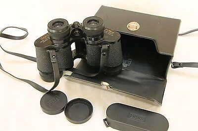 Vintage Sears 7x35 wide angle model # 445.25110  coated.  very clean
