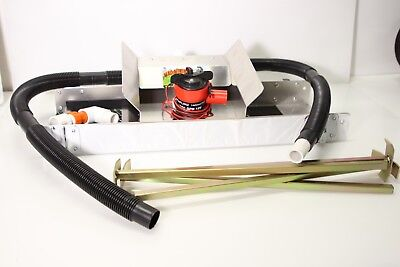 Black Magic Fine Gold Recovery System - 12V 500 GPH Pump-Black Sands Sluice