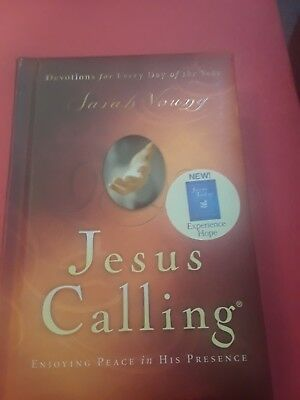Jesus Calling: ENJOYING PEACE IN HIS PRESENCE by Sarah Young (Hardcover, Specia…