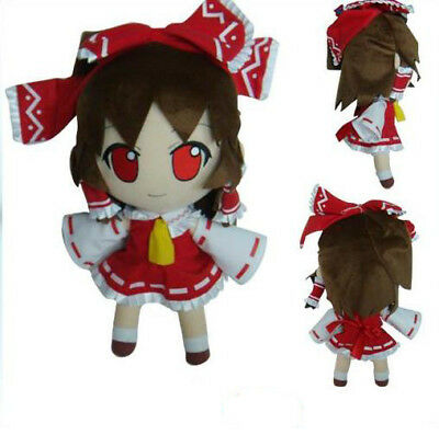 Ecst Cosplay Wig for Touhou Project Hakurei Reimu black