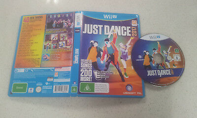 Just Dance 2017 Wii U Game PAL
