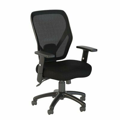 Bush Business Accord Mesh Back Office Chair in Black
