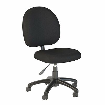 Bush Business Accord Task Chair in Black Fabric